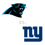 Carolina Panthers at New York Giants