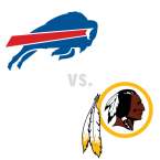 Buffalo Bills at Washington Redskins