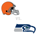 Cleveland Browns at Seattle Seahawks
