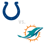 Indianapolis Colts at Miami Dolphins