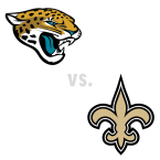 Jacksonville Jaguars at New Orleans Saints