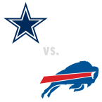 Dallas Cowboys at Buffalo Bills