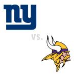 New York Giants at Minnesota Vikings
