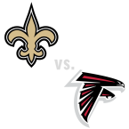 New Orleans Saints at Atlanta Falcons