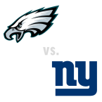 Philadelphia Eagles at New York Giants