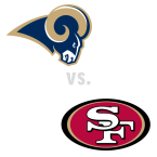 St. Louis Rams at San Francisco 49ers