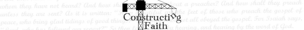 Constructing Faith