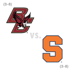 CFB: Boston College Eagles at Syracuse Orange