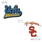 CFB: UCLA Bruins at USC Trojans