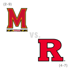 CFB: Maryland Terrapins at Rutgers Scarlet Knights