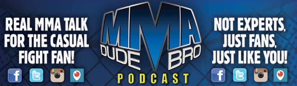 MMA Dude Bro podcast
