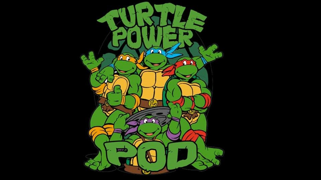 Turtle Power Pod