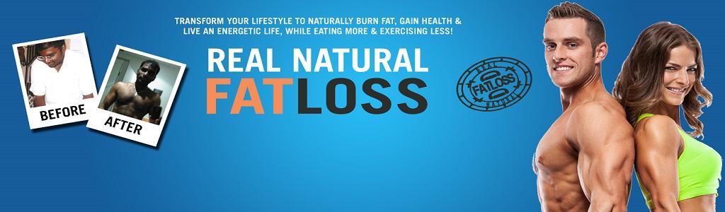 The Real Natural Fat Loss Show