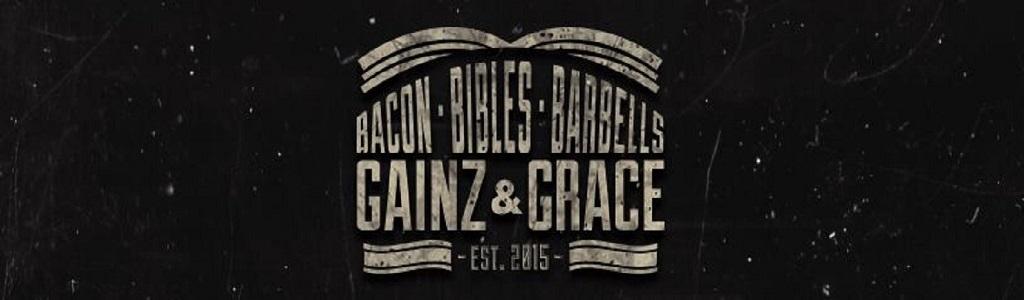 Bacon Bibles Barbells