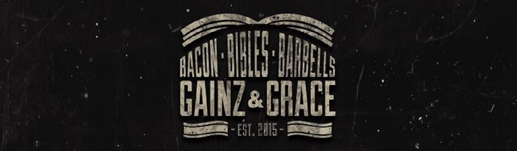 Bacon Bibles Barbells