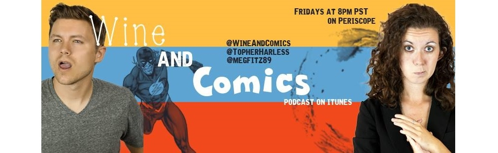 Wine and Comics