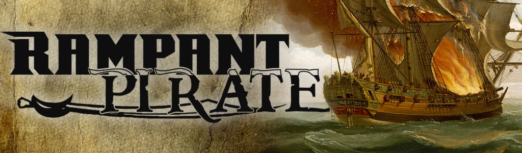 The Rampant Pirate Official Podcast