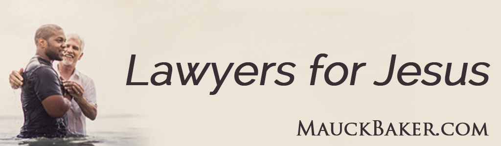 Lawyers for Jesus
