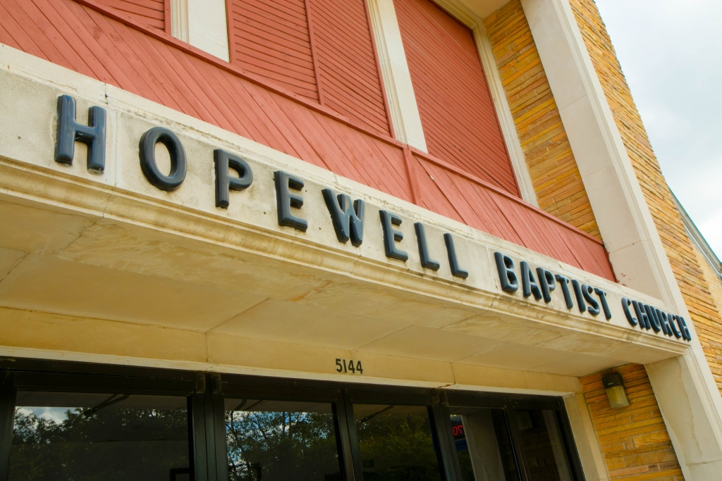 Hopewell Missionary Baptist Church Dallas, TX