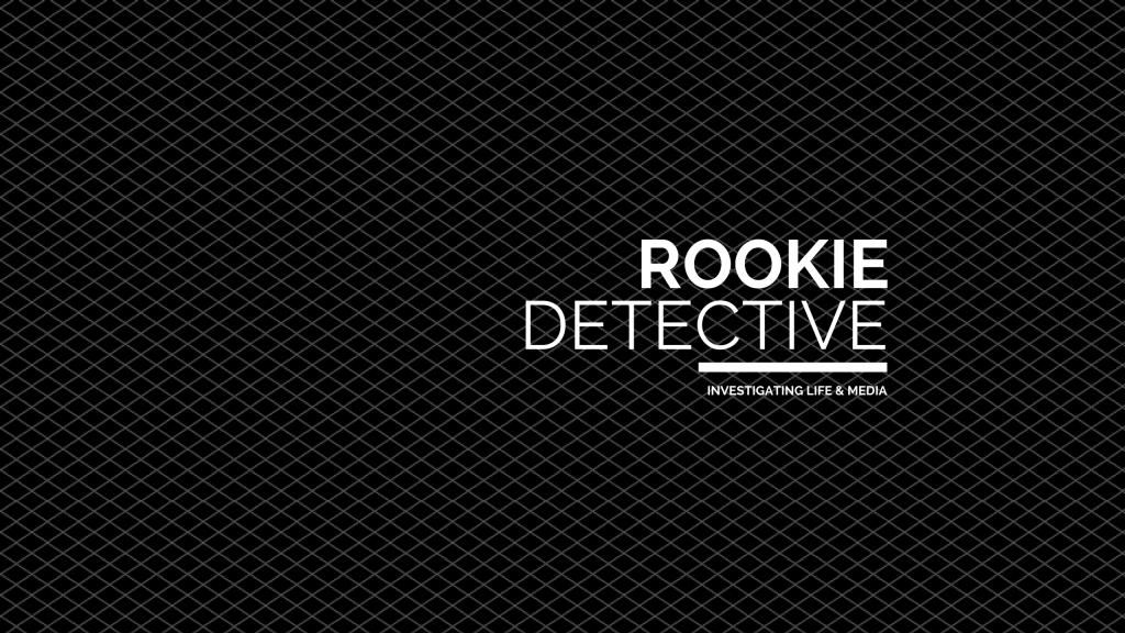 Rookie Detective