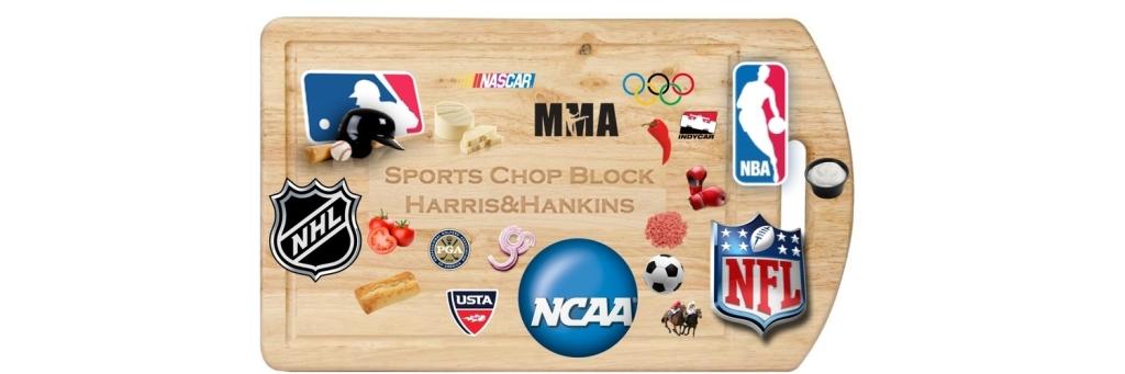 Sports Chop Block