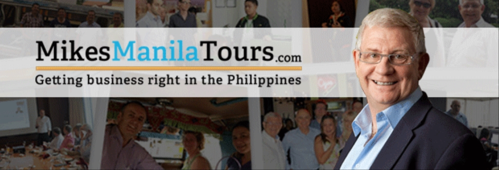 Outsourcing in the Philippines with Mike's Manila Tours