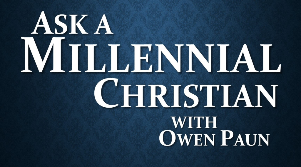 Ask a Millennial Christian