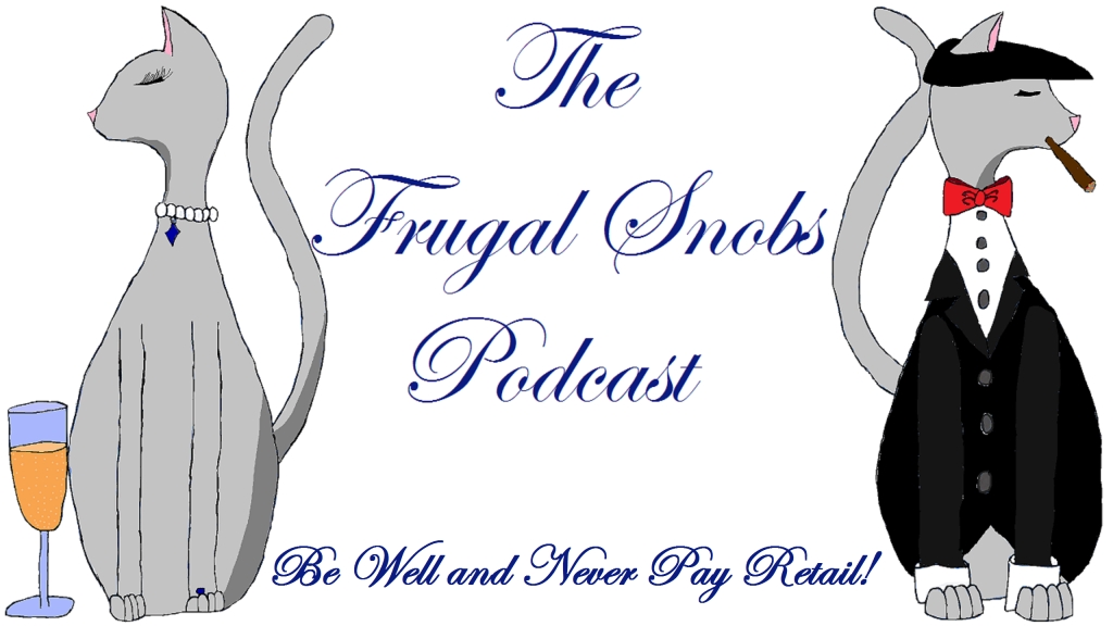 The Frugal Snobs Podcast
