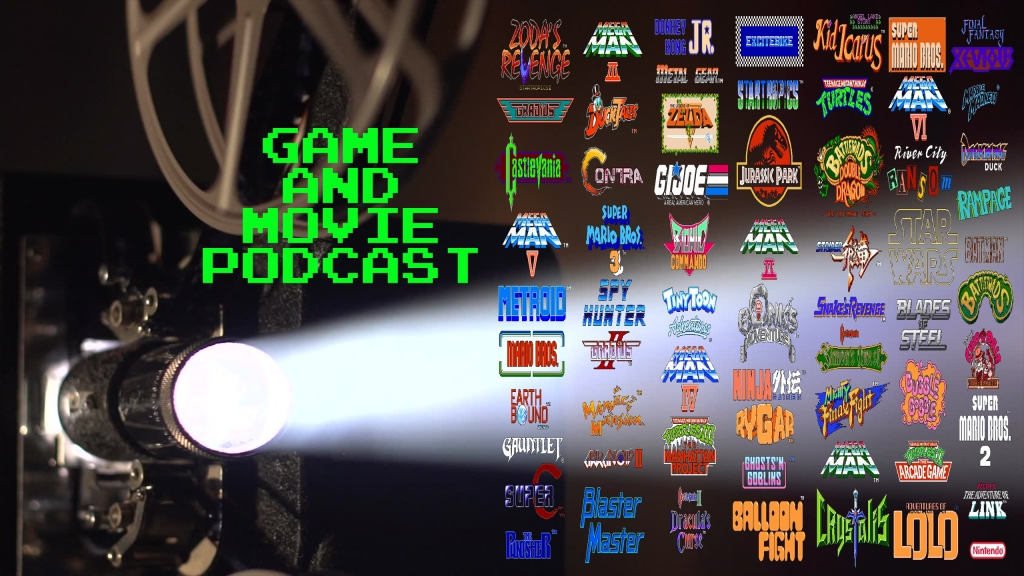 GAME AND MOVIE PODCAST