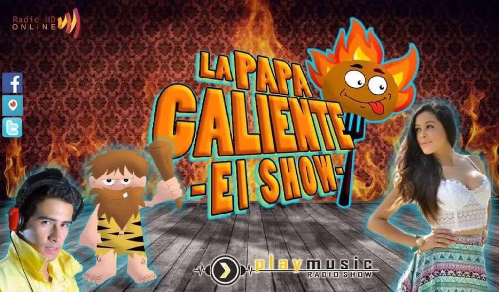 LA PAPA CALIENTE EL SHOW