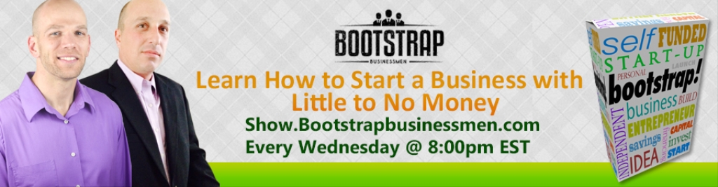 Bootstrap Businessmen