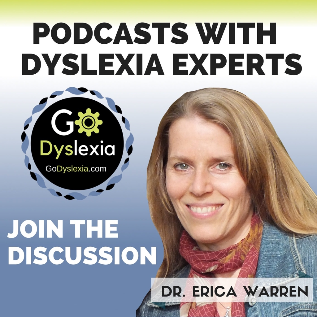 Go Dyslexia Podcast