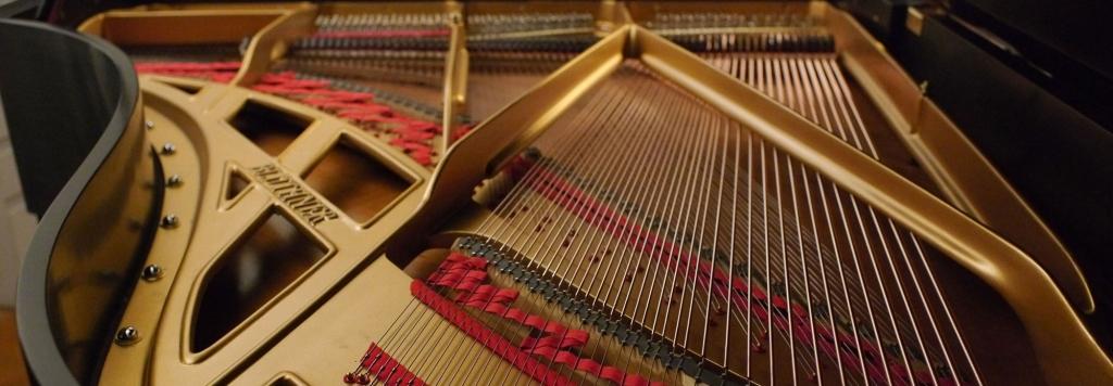 Living Pianos Podcast
