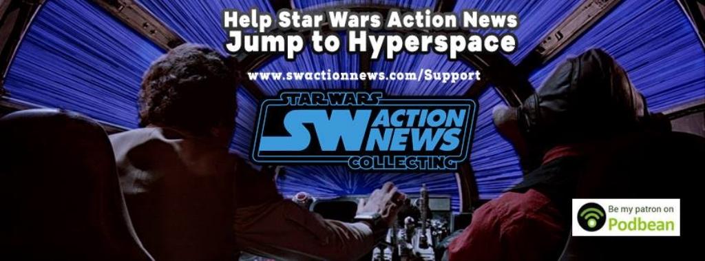 Star Wars Action News