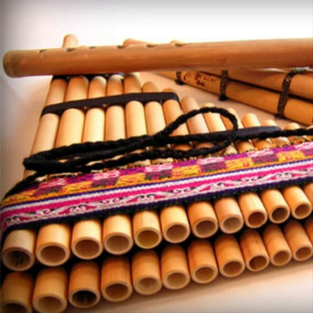 LLAQTAKUNAPI - Depuis mes Origines (Musique des Andes et de l'Amérique latine)