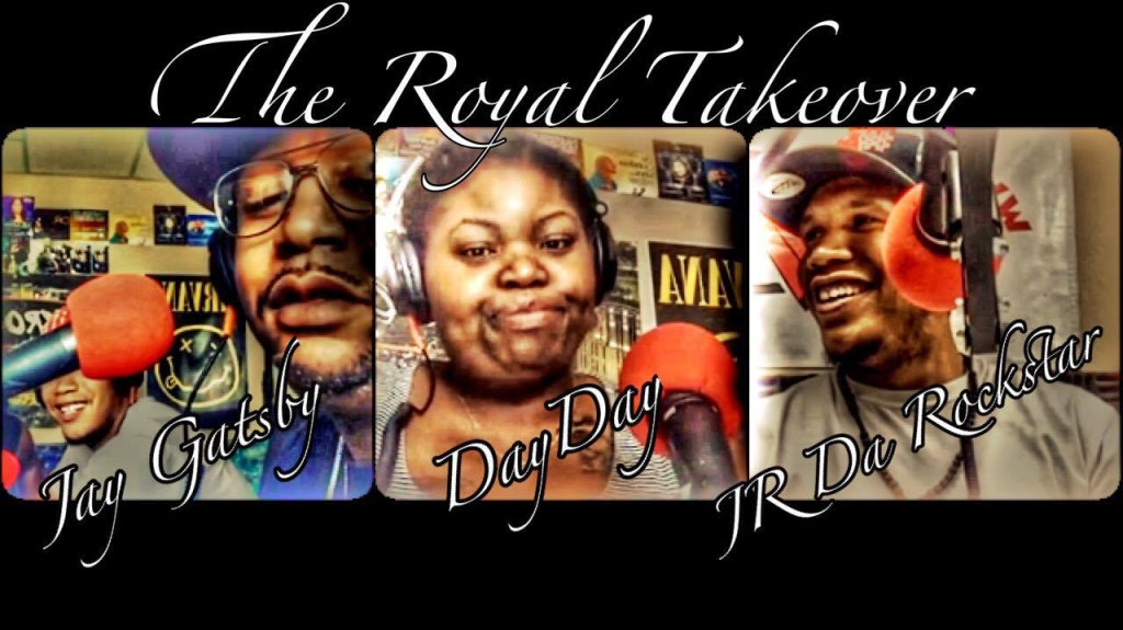 Royal Takeover Radio Show