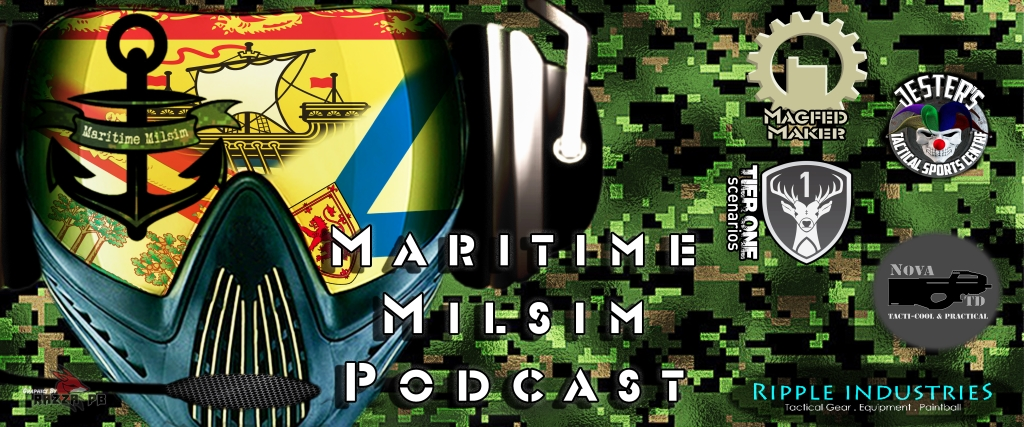 The Maritime Milsim Podcast