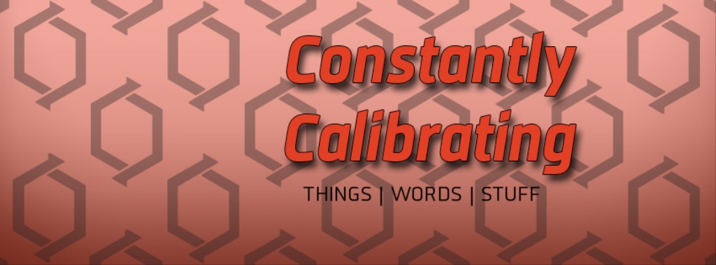 Constantly Calibrating Podcast