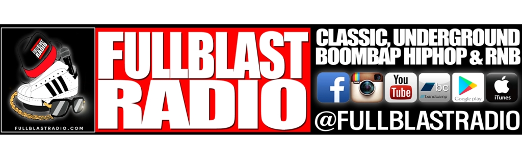 The R&B Suite on FullblastRadio