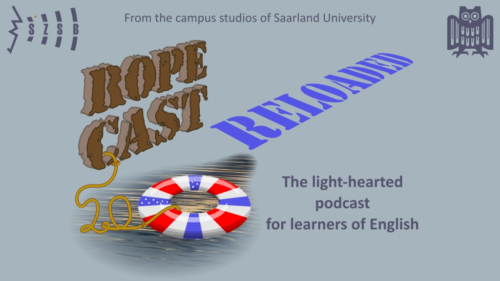 RoPeCast - The light-hearted podcast for learners of English