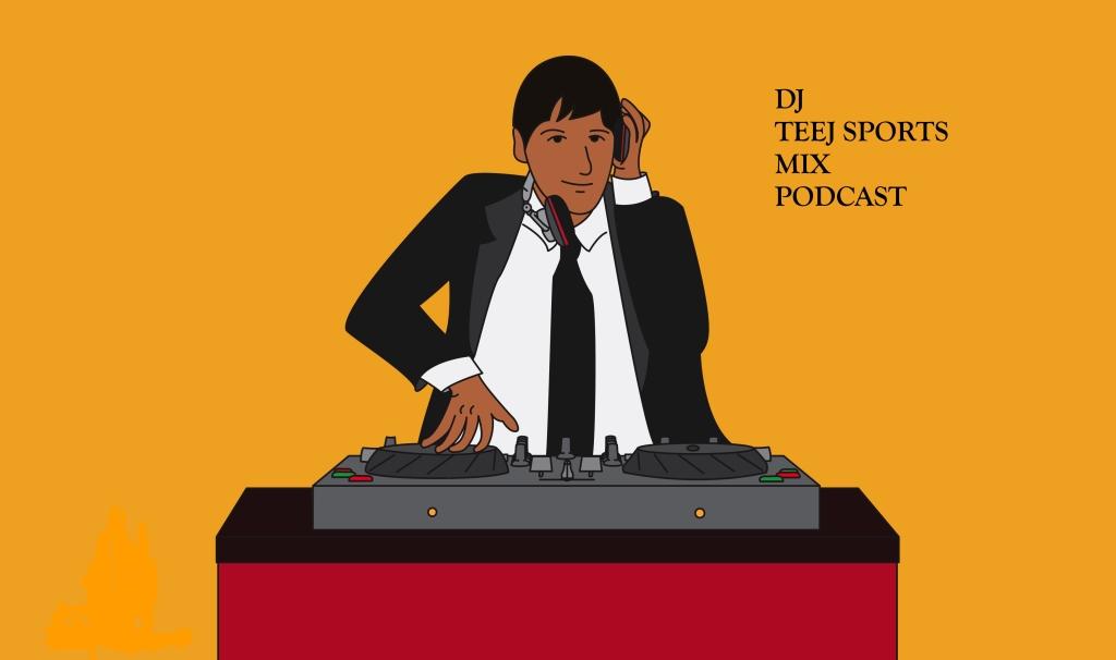 DJ TEEJ SPORTS