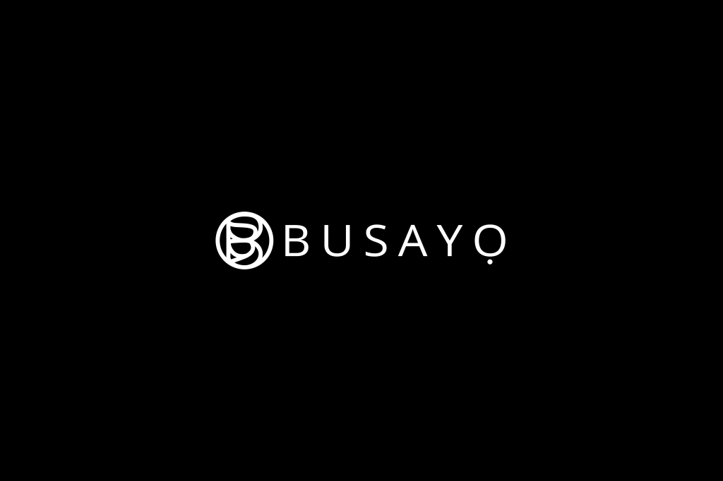 In Conversations (w/ Busayo)