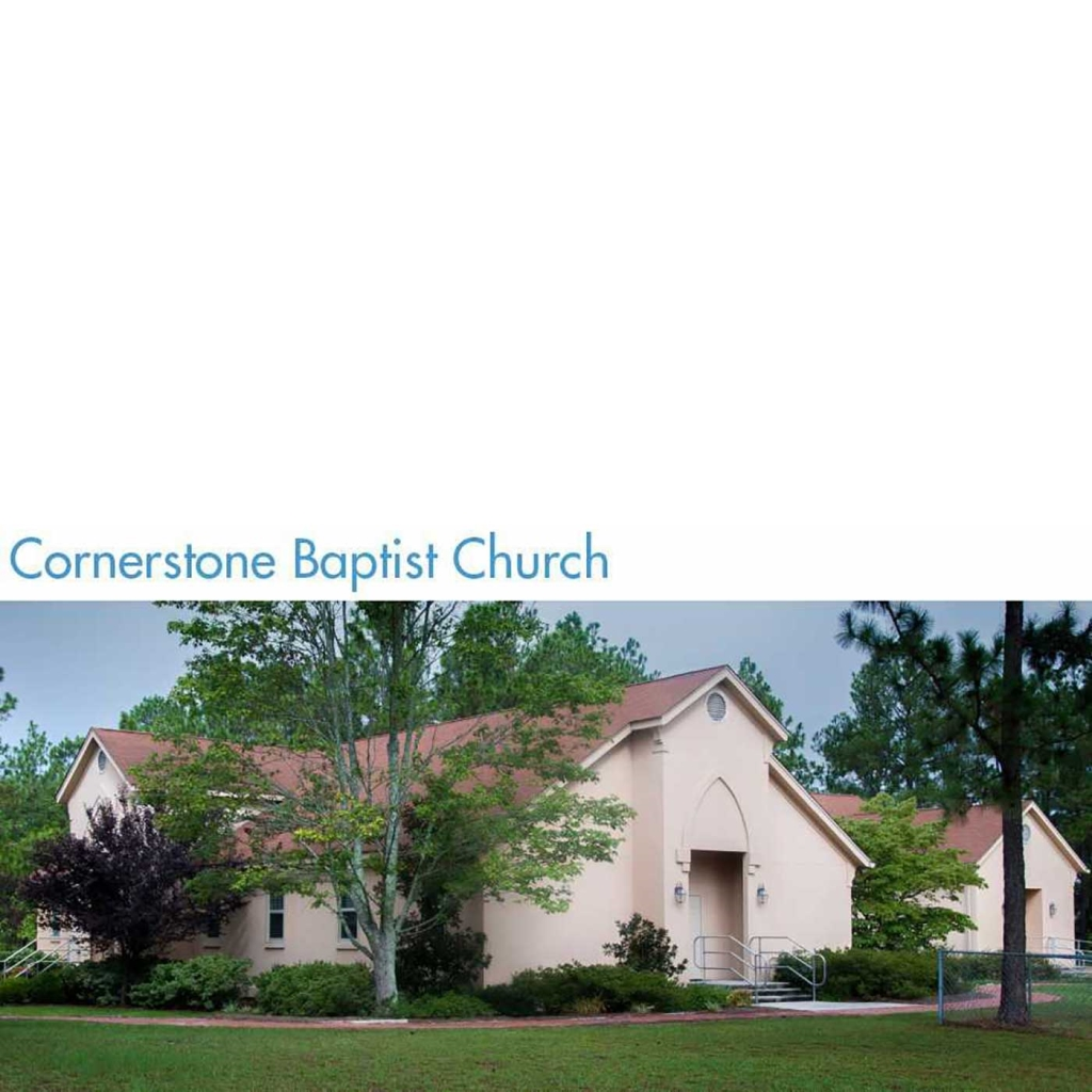 Cornerstone Baptist Church Aiken SC