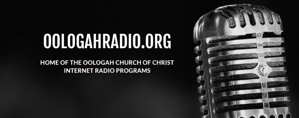 The Christian Counselor - OologahRadio