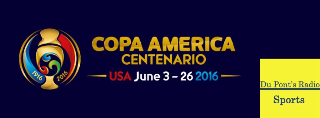 Copa América Centenario en Du Pont's Radio