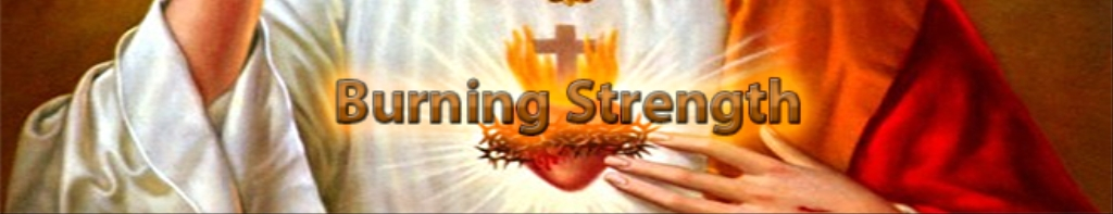 The Burning Strength Show