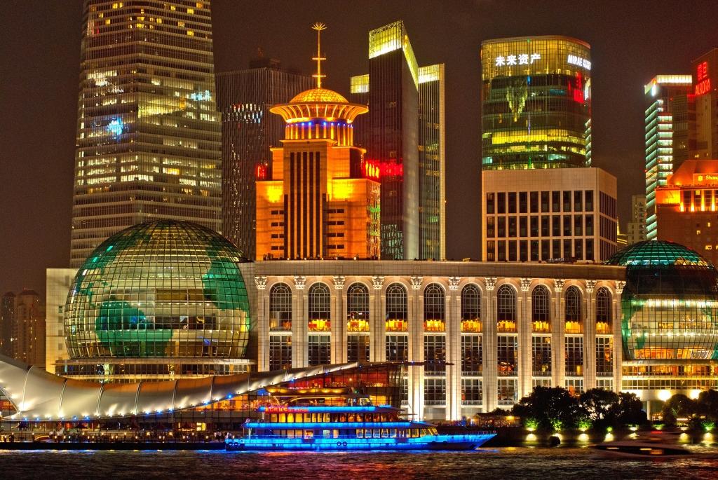 Tech in Shanghai