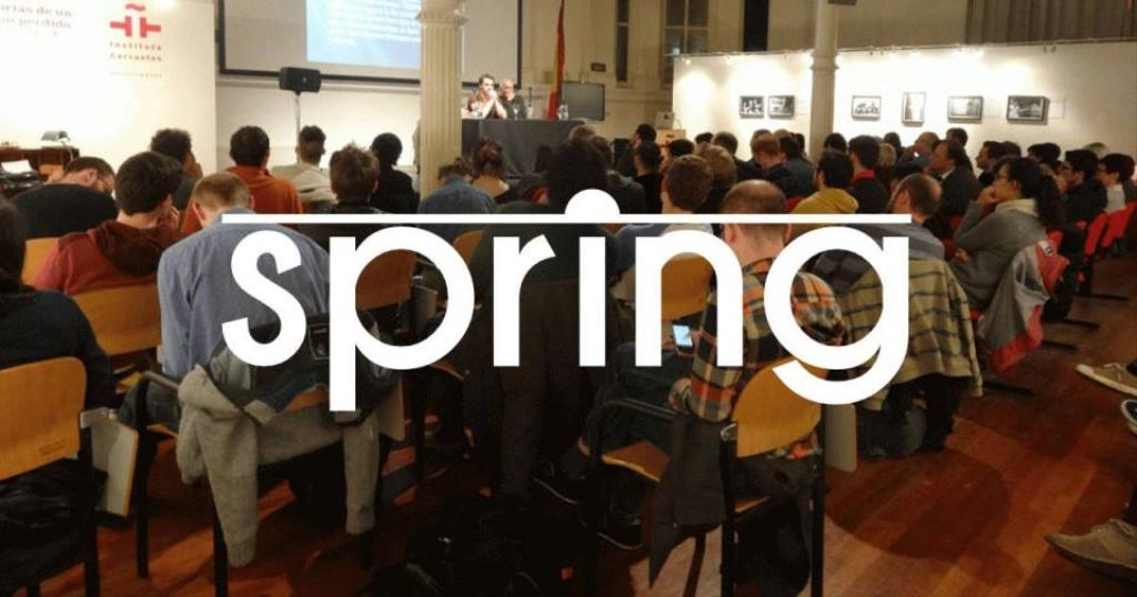 Spring Podcast