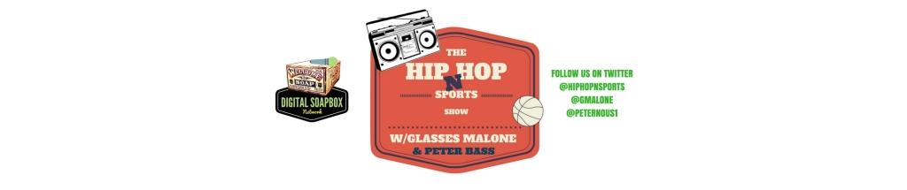 Hip Hop & Sports W/Glasses Malone