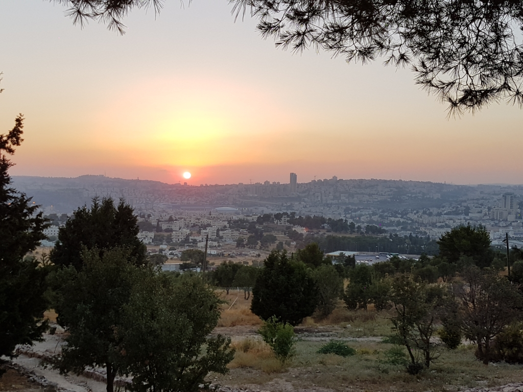 Jerusalemish Podcast